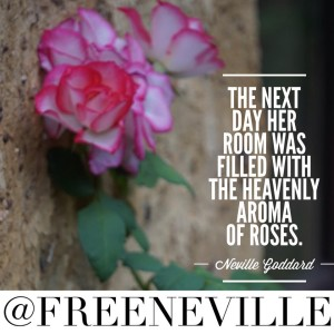feel_it_real_quote_neville_goddard_roses