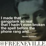 UPDATED:  Peeking Over Neville's Shoulder #1  – Free Neville Goddard