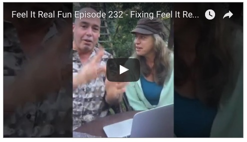 Feel It Real Fun #232 – Fixing Feel It Real Mistakes