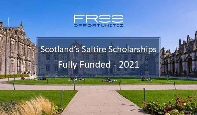 Scotland Saltire