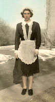 Evelyn Friedlein, Dubuque, Iowa , 1941