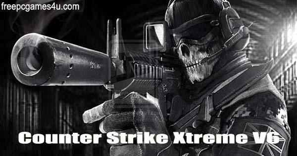 Counter Strike Xtreme V6 Free Download PC Game
