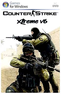 Counter Strike Xtreme V6 Full PC Game Free Download