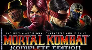 Mortal Kombat Komplete Edition PC Game Info - System Requirements