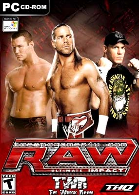 WWE Raw PC Game Info - System Requirements