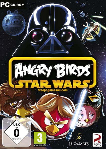 Angry Birds Star Wars PC Game Info - System Requirements