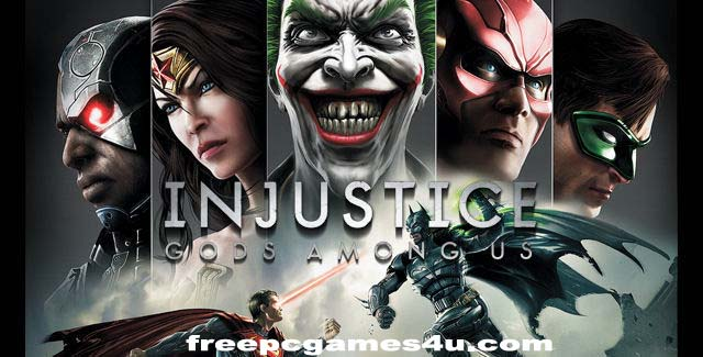 Injustice Gods Among Us PC Game Info - System Requirements