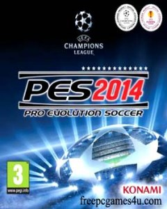 Pro Evolution Soccer 2014 PC Game Info - System Requirements