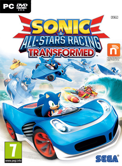 Sonic and All Stars Racing Transformed PC Game Info