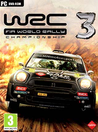 WRC World Rally Championship 3 Full PC Game Free Download