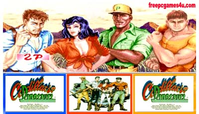 Cadillacs and Dinosaurs PC Game Info - System Requirements