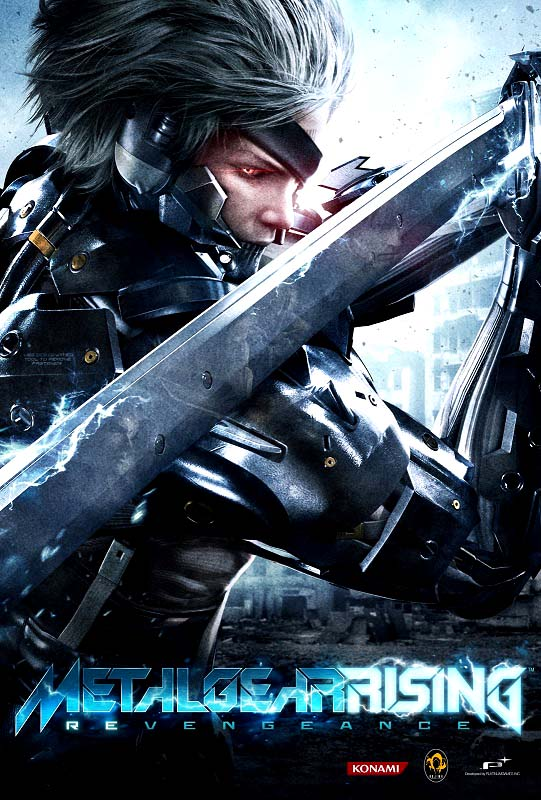 Metal Gear Rising Revengeance Full PC Game Download