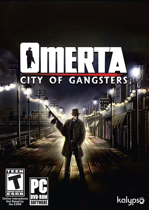 Omerta City of Gangsters Full PC Game Free Download