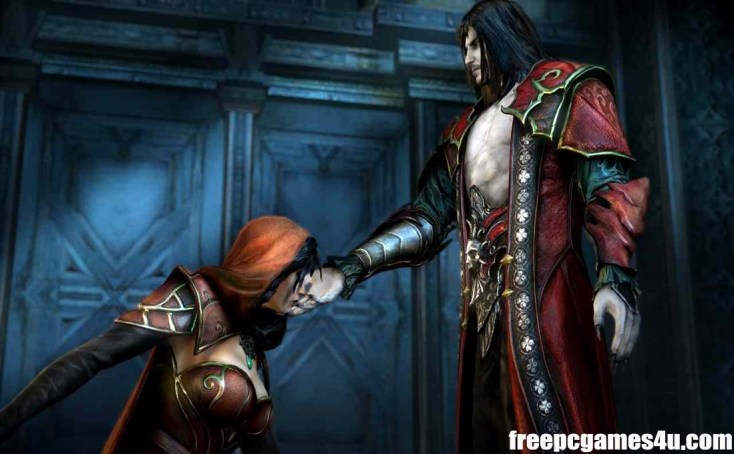 Castlevania: Lords Of Shadow 2 Full PC Games