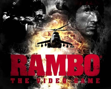 Rambo The Video Game Free Download Full Version For PC