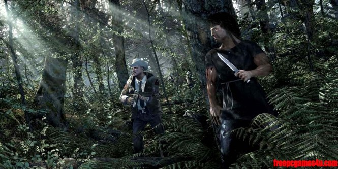 Rambo The Video Game Free Download For PC