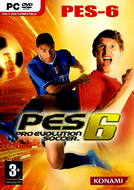 PES Pro Evolution Soccer 6 Free Download Full PC Games