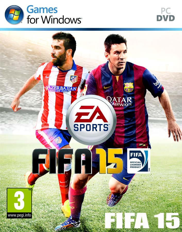 FIFA 15 Full Version Free Download Game for PC
