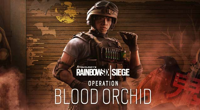 Tom Clancy's Rainbow Six Siege: Operation Blood Orchid PC Game Info