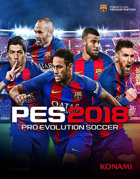 Pro Evolution Soccer 2018 PC Game Info - System Requirements