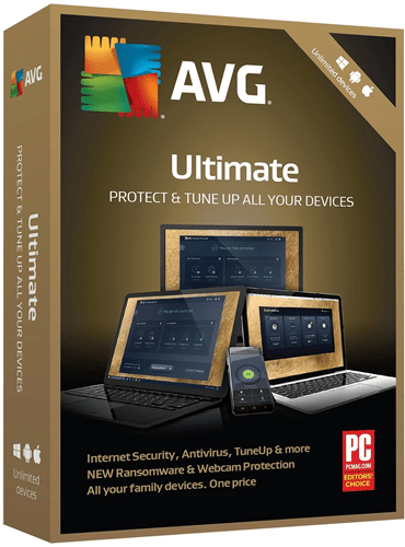 AVG Ultimate 2019 Serial Key for 1Year - SAVE $99.99 / 365Days