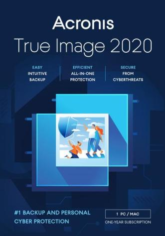 Acronis True Image 2020 Full License Activation Free for 1 Year