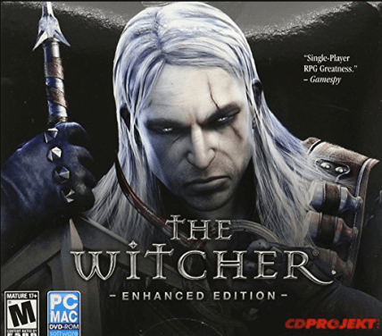 The Witcher Enhanced Edition Free on GOG & GWENT Card Keg