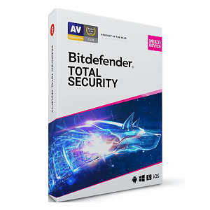 Bitdefender Total Security 2021 Free Trial for 180 Days - 6 Months