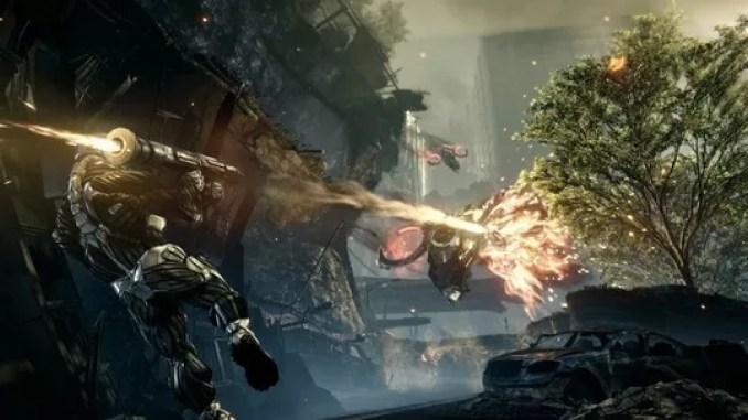 Crysis 2 Game ScreenShot 3