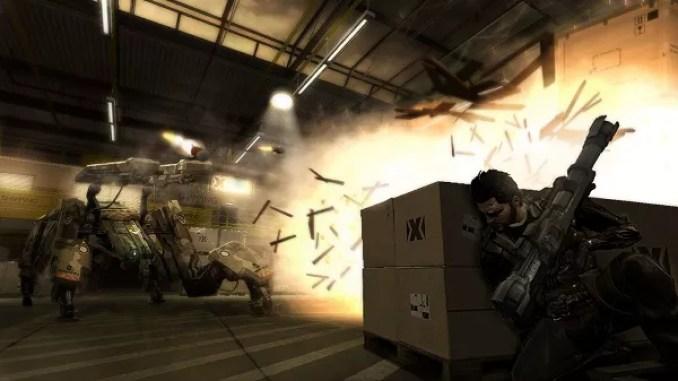Deus Ex Human Revolution ScreenShot 1