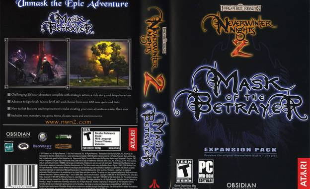 Neverwinter Nights 2 Mask of the Betrayer Free Download
