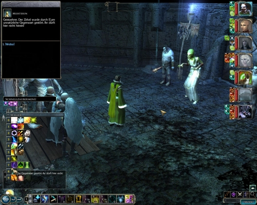 Neverwinter Nights 2 Mask of the Betrayer ScreenShot 1