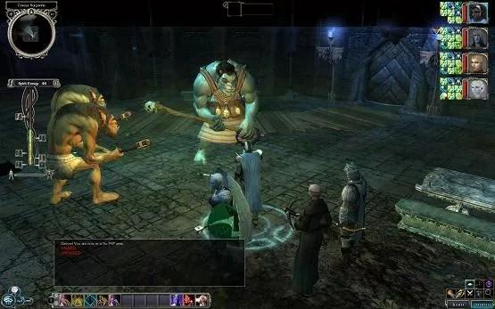 Neverwinter Nights 2 Mask of the Betrayer ScreenShot 3