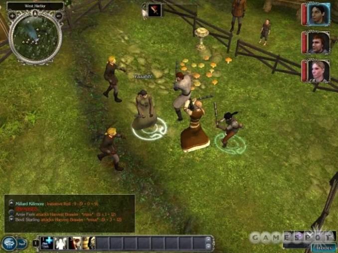 Neverwinter Nights 2 ScreenShot 2