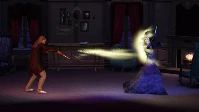 The Sims 3 Supernatural ScreenShot 1