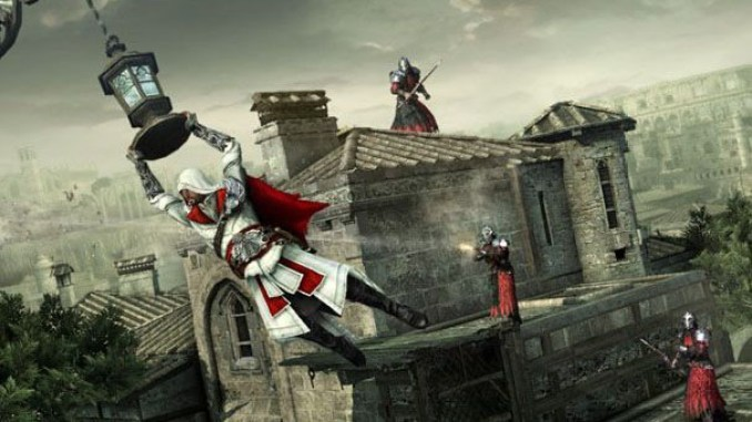 Assassins Creed Brotherhood ScreenShot 1