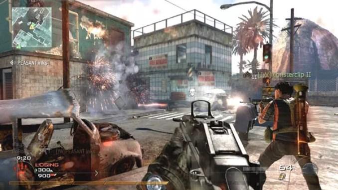 Call of Duty Modern Warfare 3 ScreenShot 2
