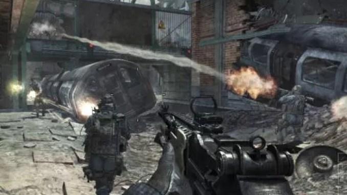 Call of Duty Modern Warfare 3 ScreenShot 3