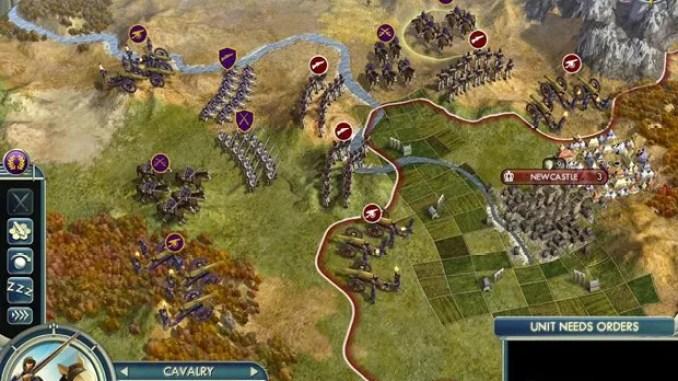 Civilization V ScreenShot 1