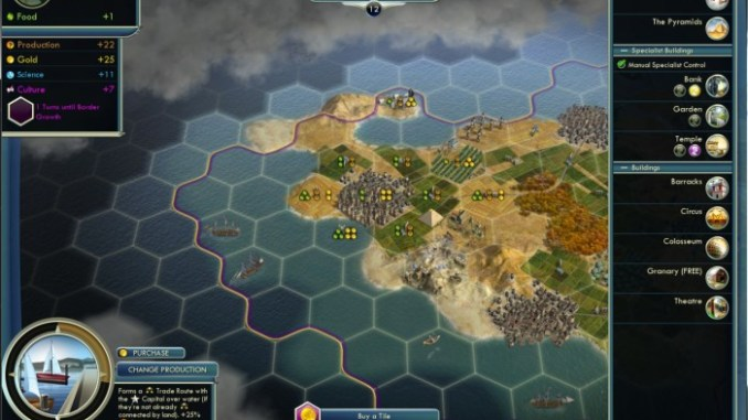 Civilization V ScreenShot 2