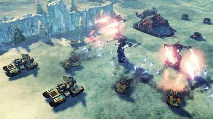 Command & Conquer 4 Tiberian Twilight ScreenShot 3
