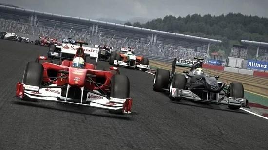 F1 2011 Free Download Full Version Game