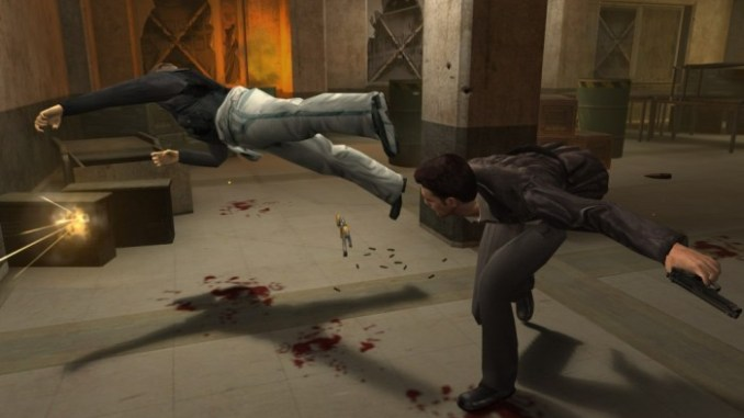Max Payne 2 - The Fall of Max Payne ScreenShot 1