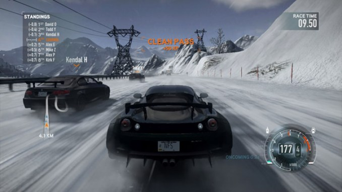 Need for Speed The Run ScreenShot 1