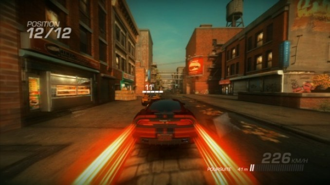 Ridge Racer Unbounded ScreenShot 3