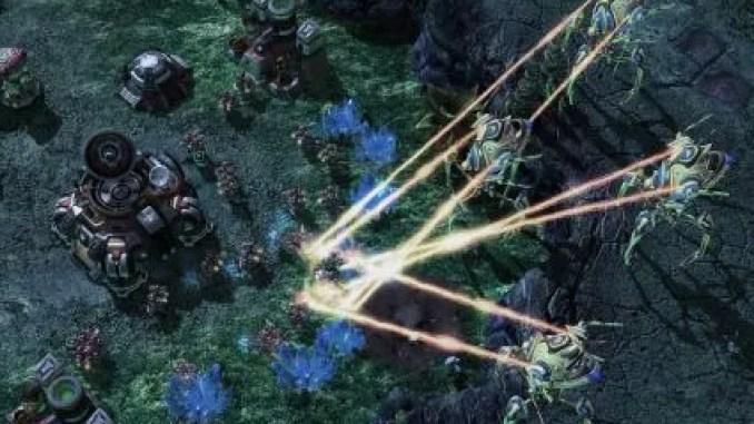 StarCraft II Heart of the Swarm ScreenShot 2
