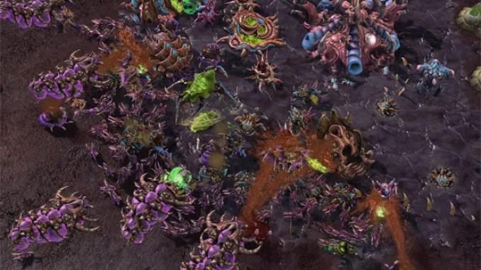 StarCraft II Heart of the Swarm ScreenShot 3