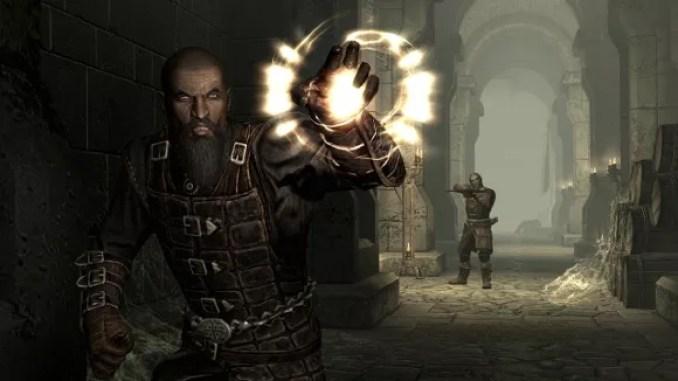 The Elder Scrolls V Dawnguard Screenshot 1