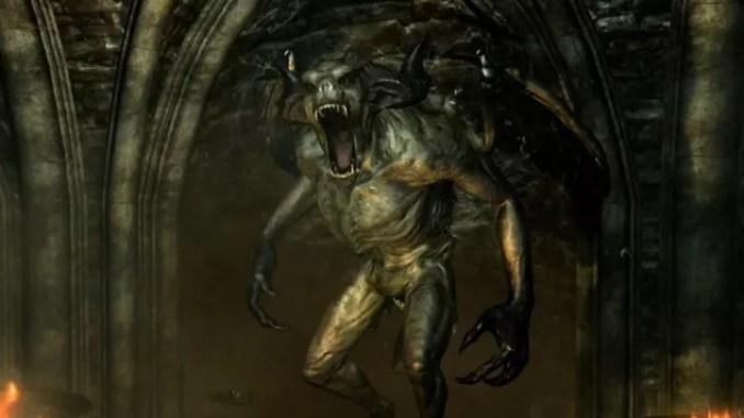 The Elder Scrolls V Dawnguard Screenshot 2