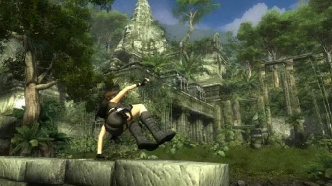 Tomb Raider Underworld ScreenShot 2